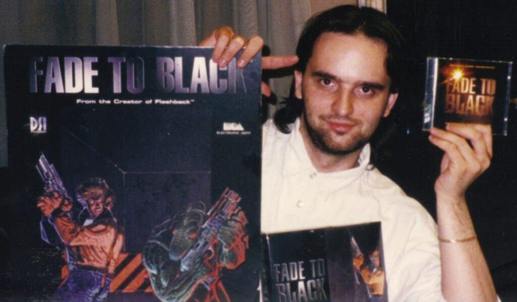 RAPHAEL GESQUA - -FADE TO BLACK-1996 - 01